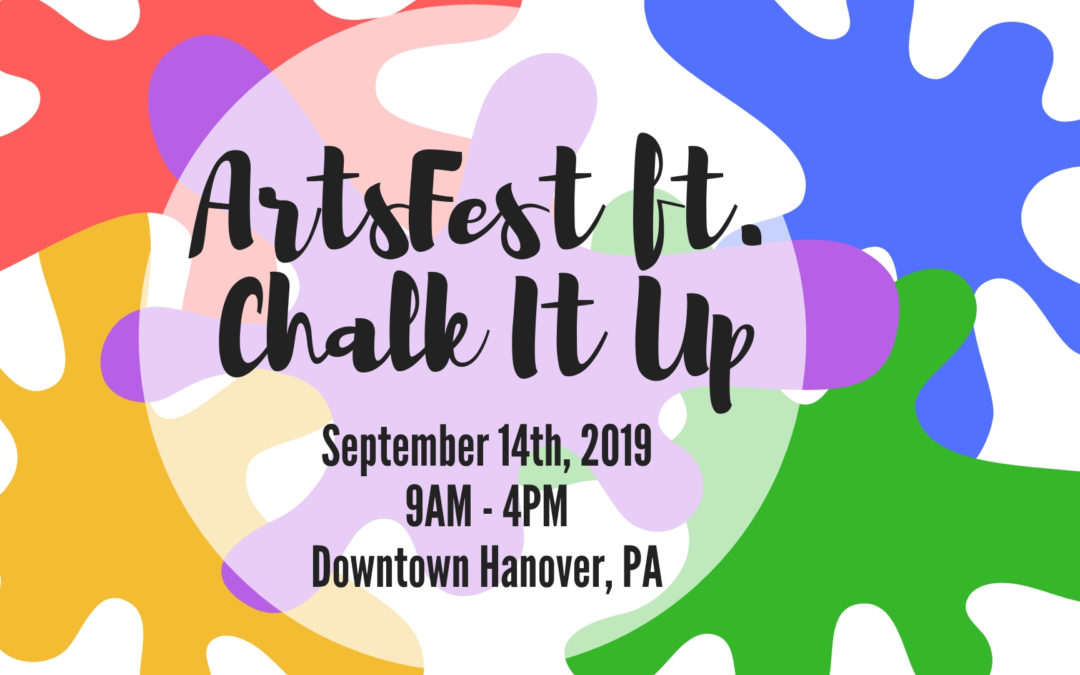 ArtsFest ft. Chalk It Up