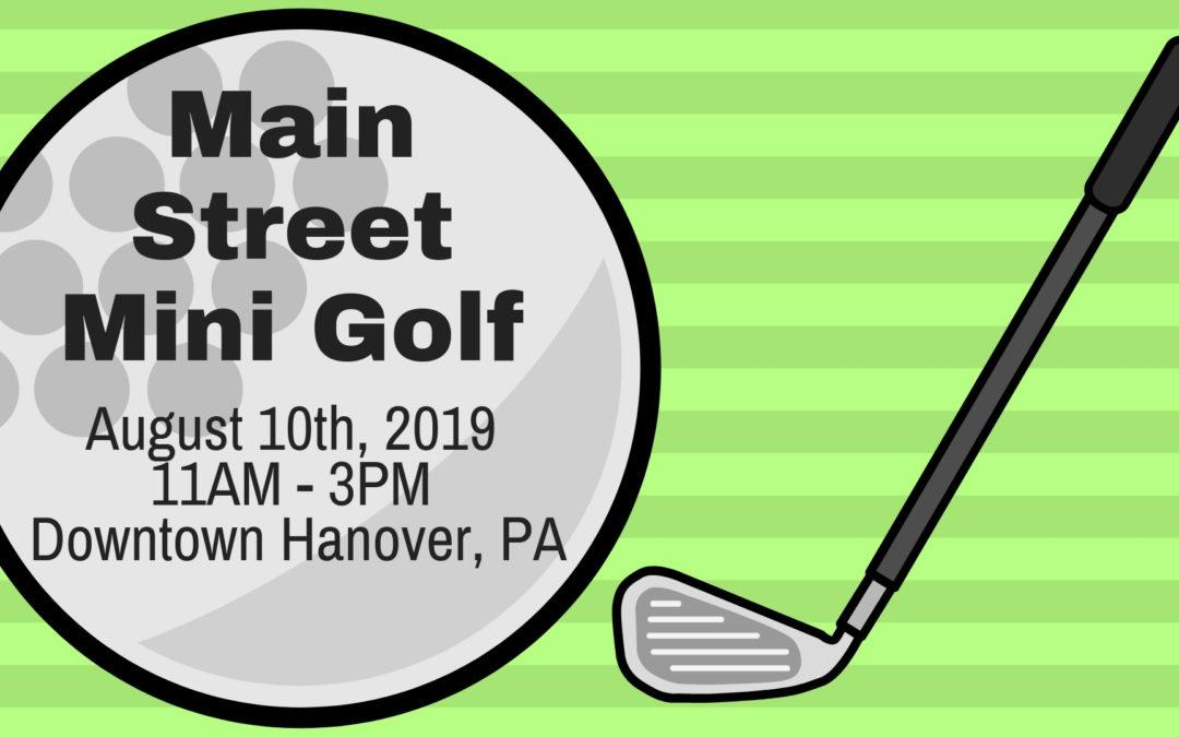 Main Street Mini Golf