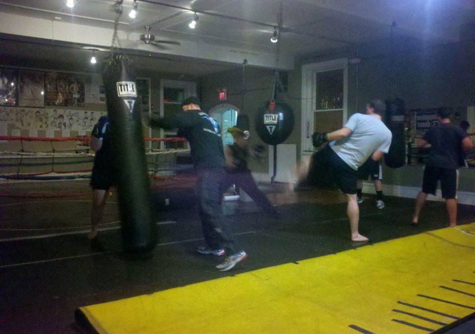 Hanover Boxing
