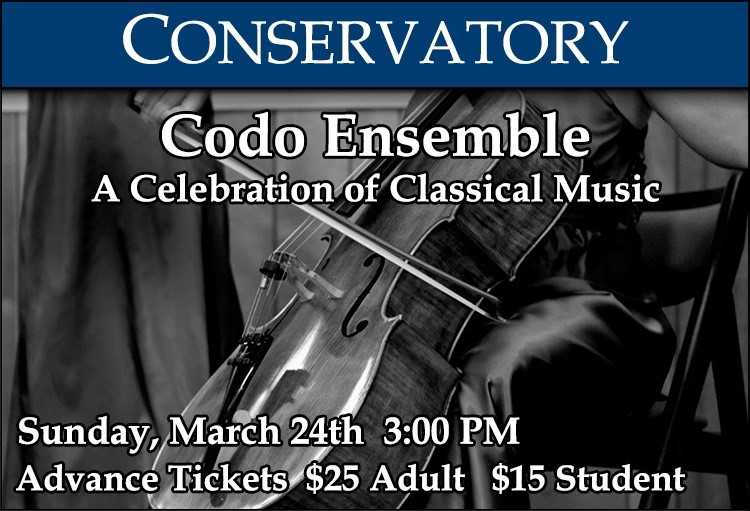 Codo Ensemble A Celebration of Classical Music