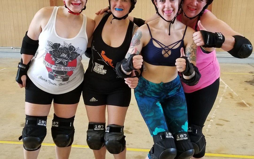 Black Rose Rollers – Hanover PA Roller Derby