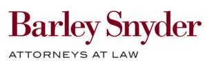 sponsorship Barley Snyder