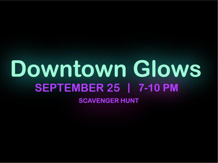 Downtown Glows