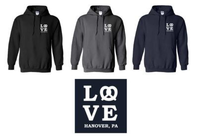 Love Hanover Sweatshirt