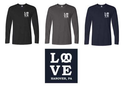 Love Hanover Long Sleeve apparel
