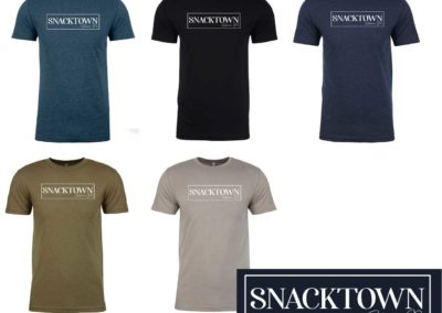 Snacktown Hanover Apparel t-shirt