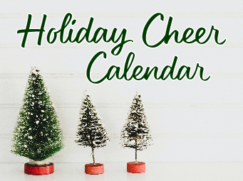 Holiday Cheer Calendar